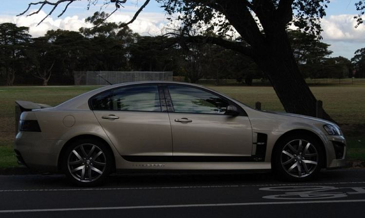 Holden Commodore HSV