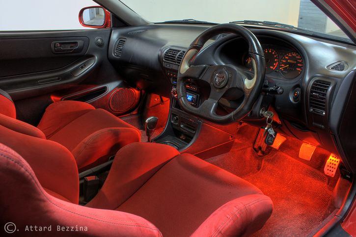 Honda integra type r 1998 2001 for Honda type r interior