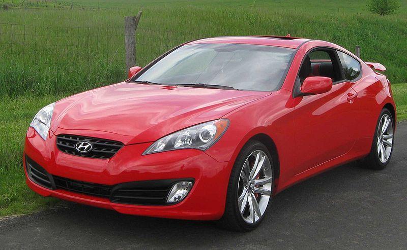 Hyundai Genesis 2008 On