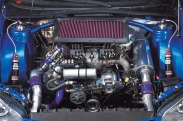 Fast Awd Cars >> Subaru Impreza 2nd Gen 2001-2006