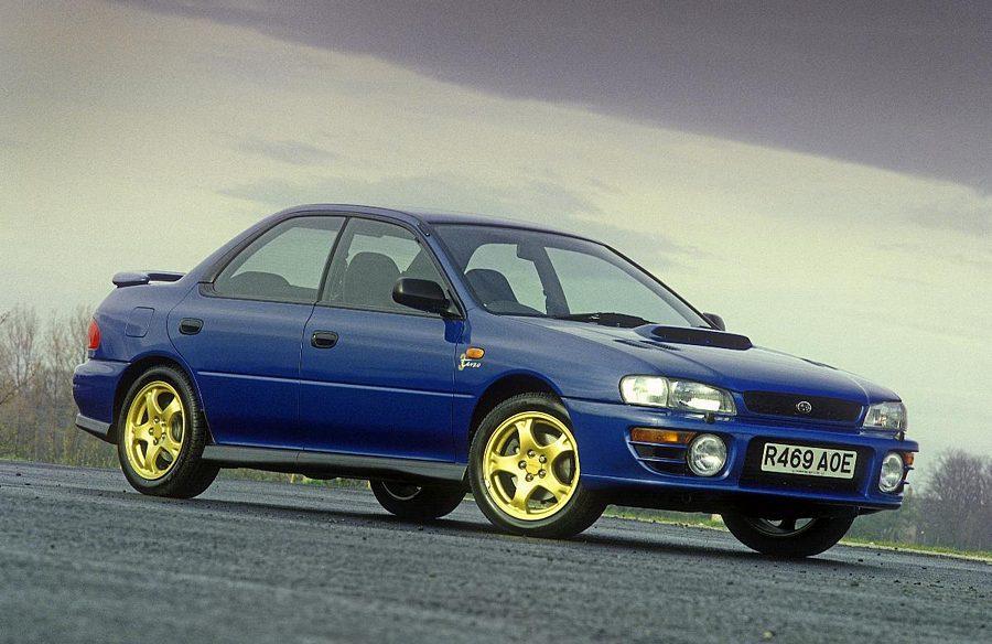 Subaru Impreza 1st Gen 1993-2001