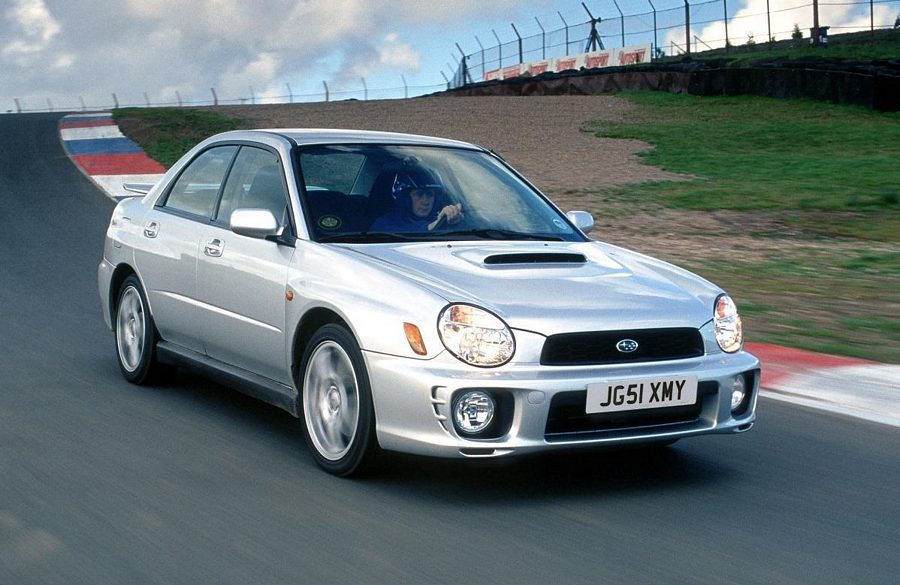 Subaru Impreza 2nd Gen 2001-2006