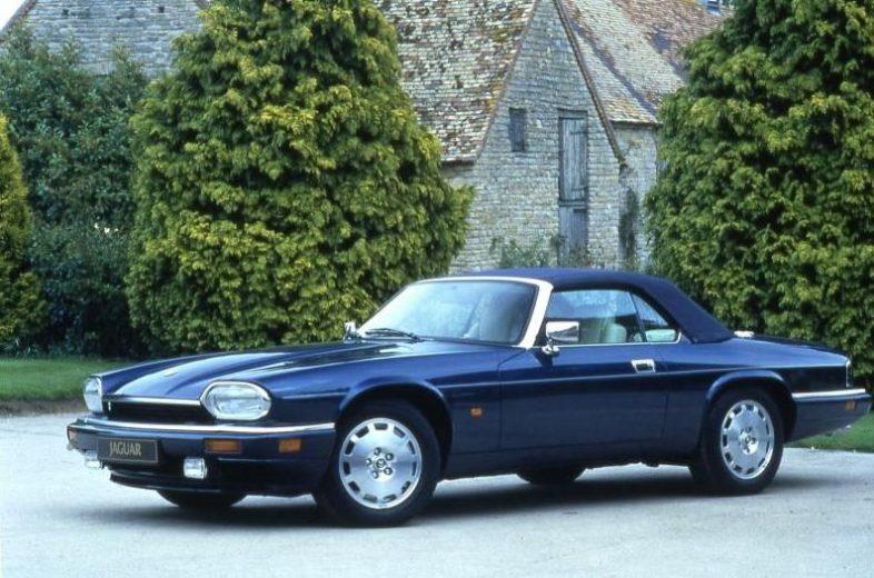 L Jaguar Xjs Convertible