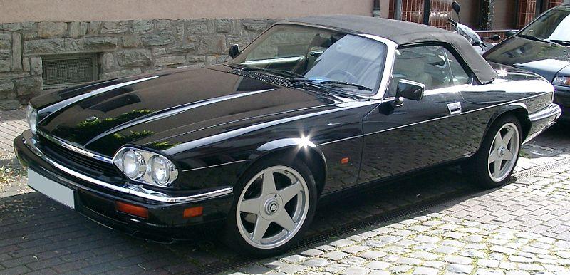 jaguar xjs 1975 1996. Black Bedroom Furniture Sets. Home Design Ideas