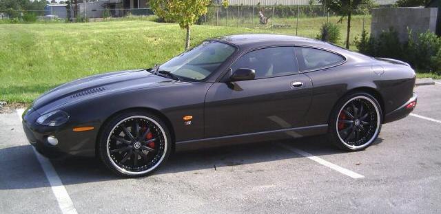 Jaguar Xkr 1998