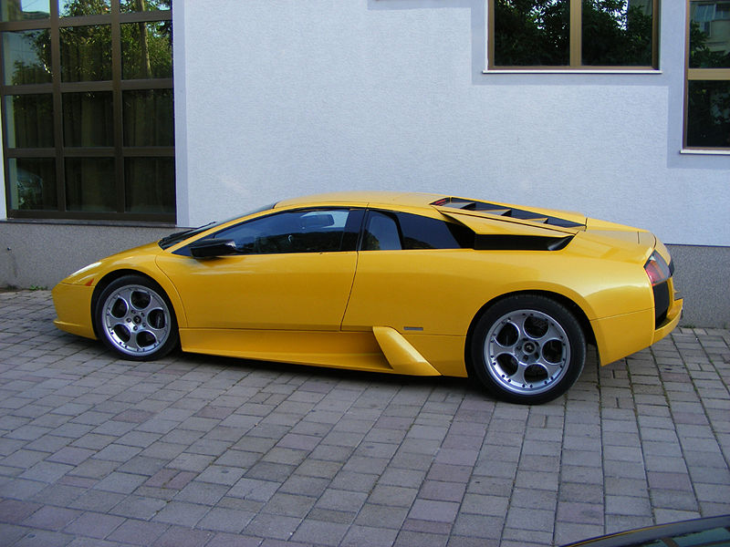 Lamborghini Murcielago 2001 2010