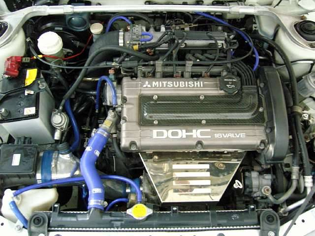 Mitsubishi Evo 3 1995 1996