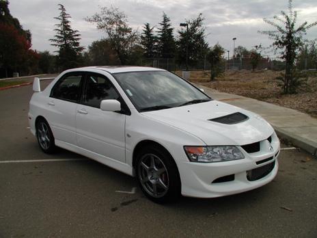 Mitsubishi Evo 8 2003-2005