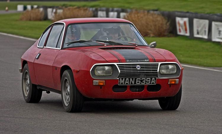 Lancia Fulvia 1963 1976