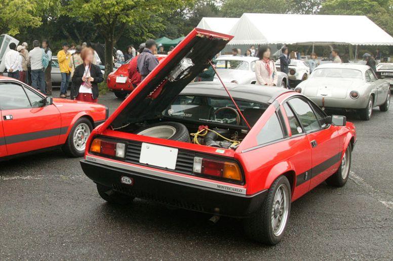 Lancia Montecarlo 1975