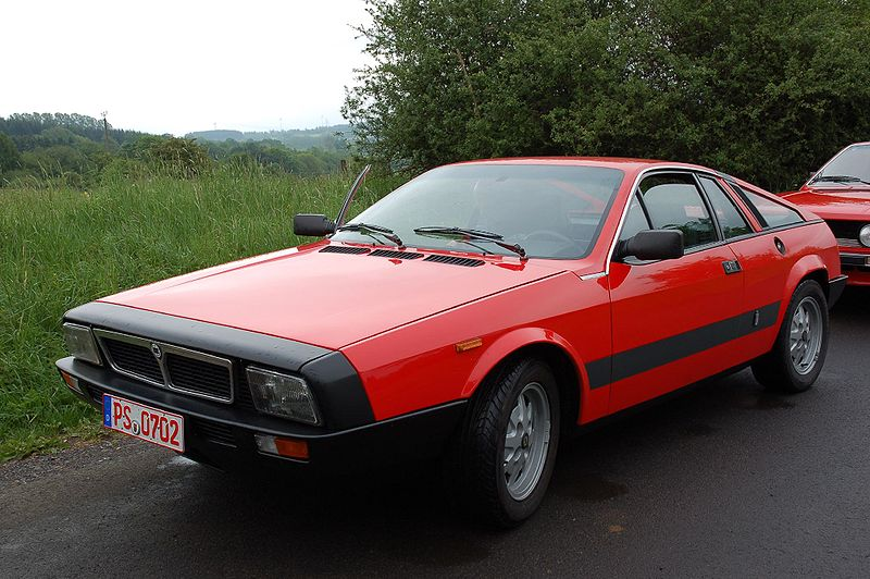 Lancia Montecarlo 1975 1981