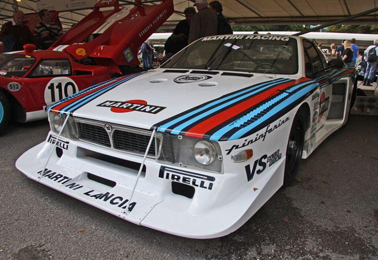 L Lancia Monte Carlo Racing
