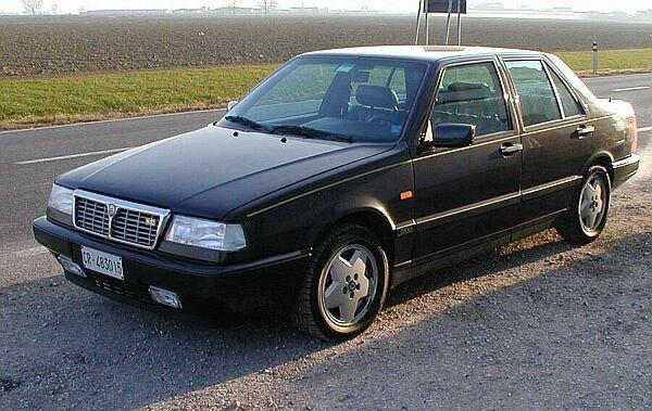 Lancia Thema 1984-1994