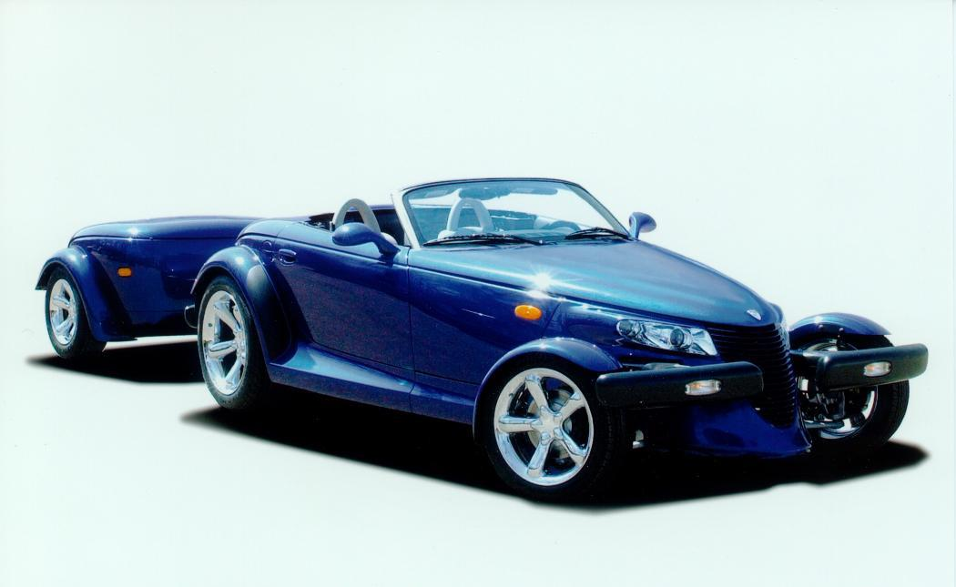 Plymouth Prowler 1997 2002