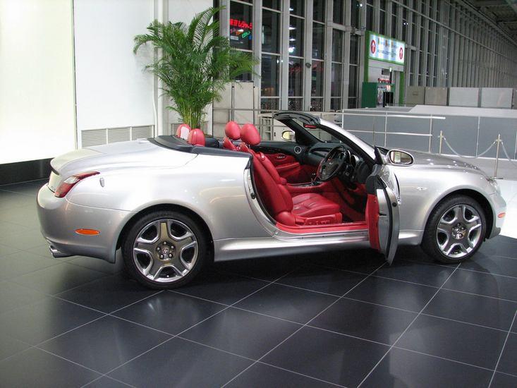 Lexus Sc430 2001 2010