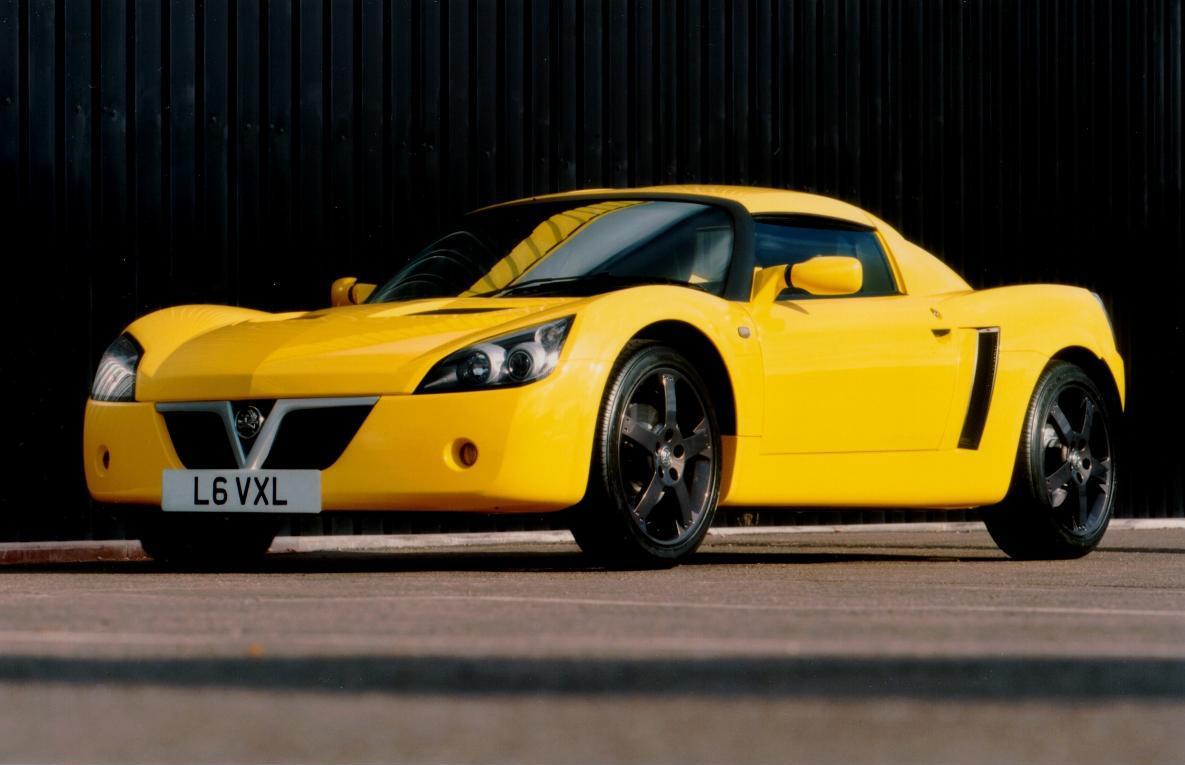 Vauxhall VX220 2000-2005