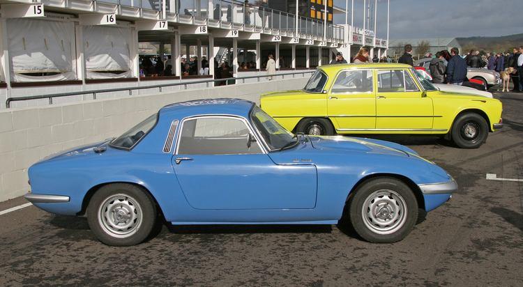 Lotus Elan 19621973