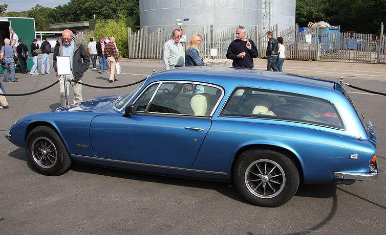 Lotus Elan Plus 2 1967 1975