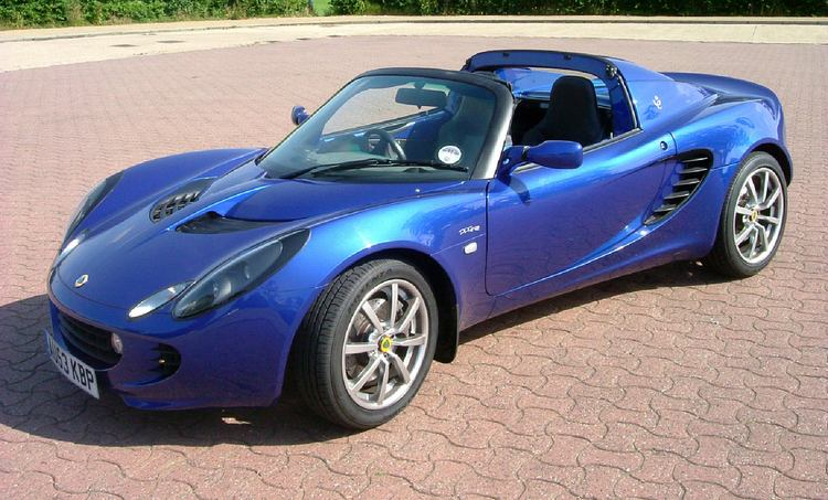 lotus elise series 2 2001 2011. Black Bedroom Furniture Sets. Home Design Ideas
