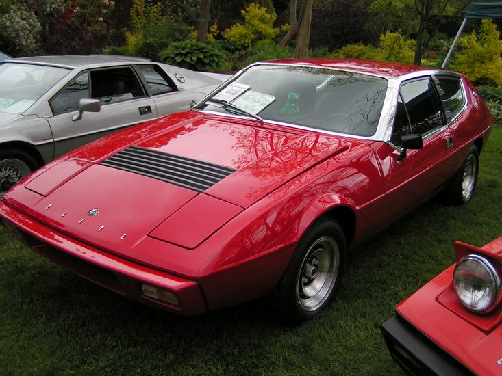 Lotus Elite 1974 1982