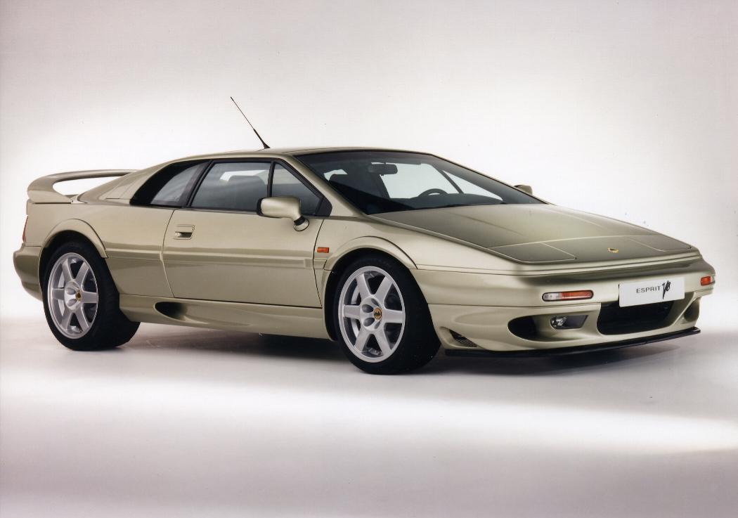 Lotus Esprit S4 1993 2004