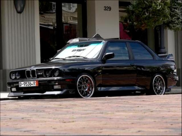 BMW E30 1981-1991