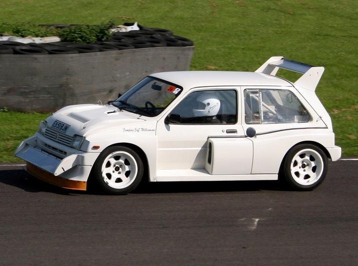 MG Metro Turbo 1983-1990