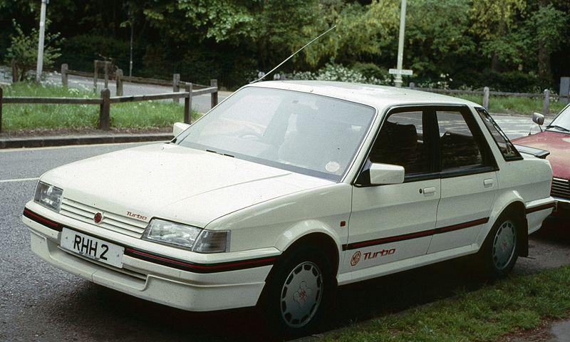 MG Montego