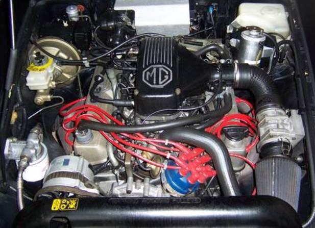 L Mg Rv Engine