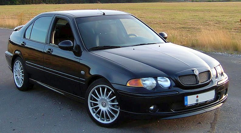 MG ZS 180 2001-2006