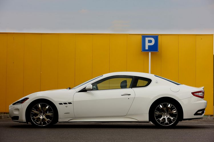 maserati gb granturismo s automatic sport pack. Black Bedroom Furniture Sets. Home Design Ideas