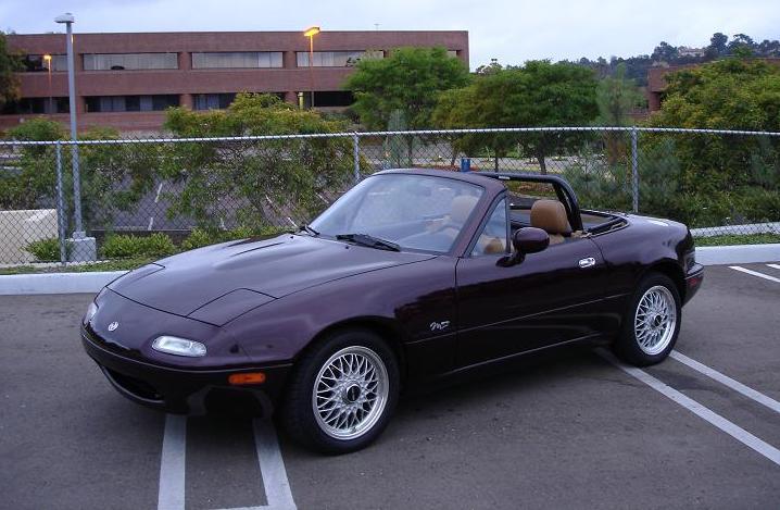 L Mazda Mx on 1989 Mazda Mx 6 Turbo