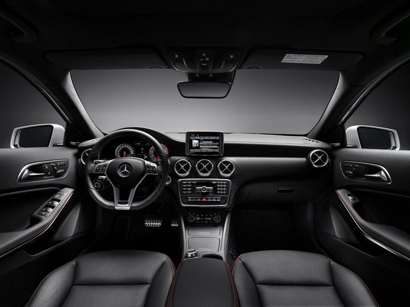 Mercedes A250 2012 on