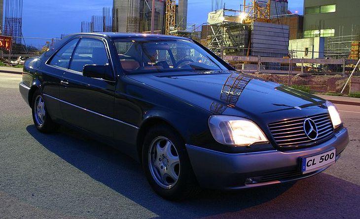 Mercedes Cl 1992 2014
