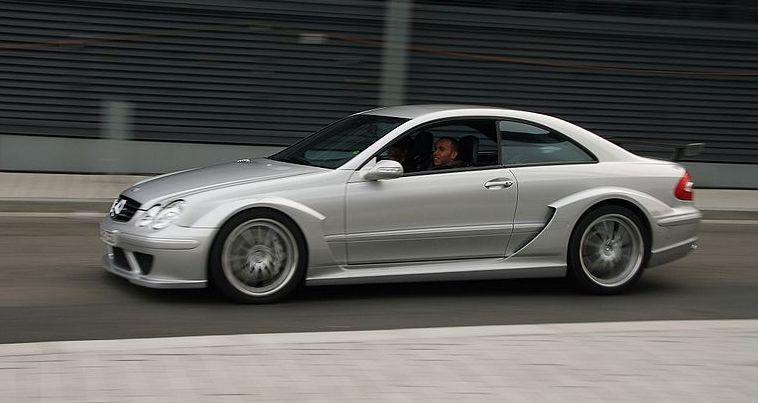 Mercedes Clk 1997 2009