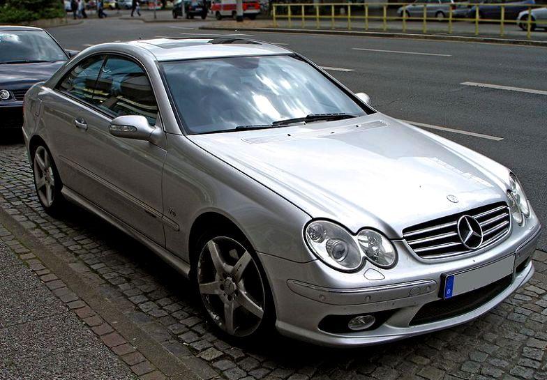 L Mercedes Clk on 1997 Dodge Seats