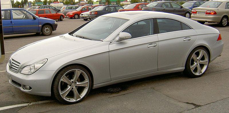 Mercedes Cls 2005 Mercedes Cls 320cdi