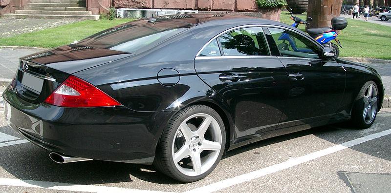 Mercedes Cls 2005 l Mercedes Cls W219 Jpg