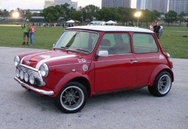 Run On 95 Octane Carburant Sans Plomb Meilleure combustion Austin 7 Ruby Mini Moke
