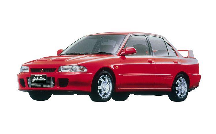 mitsubishi evo 1 1992