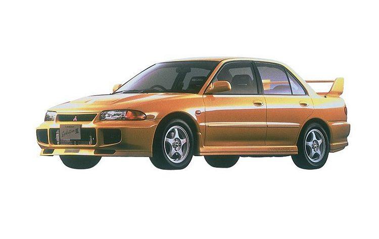 Mitsubishi Evo 3