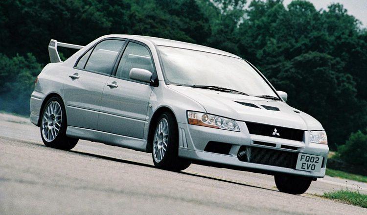 Cheap Cars Under 1000 >> Mitsubishi Evo 7 2001-2003