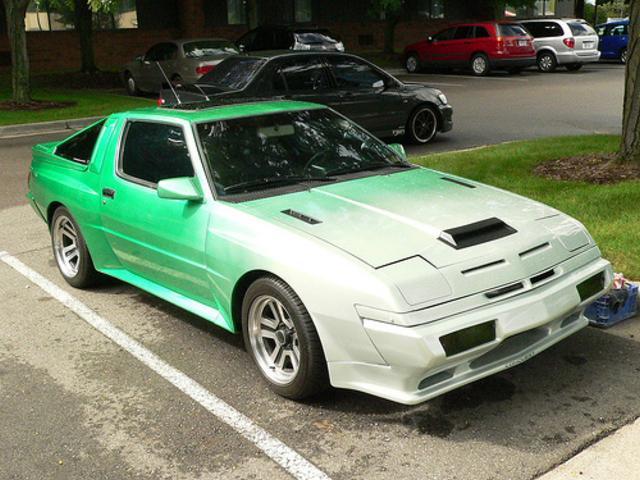 L Mitsubishi Starion Turbo Wide Body