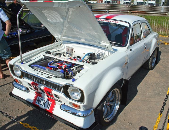 Ford escort performance