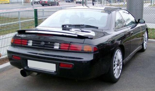 Chrysler 200 Mpg >> Nissan 200SX 1994-2001