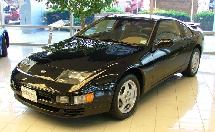 Nissan 300zx Z31 1984 1990 Amp 300zx Z32 1990 1999