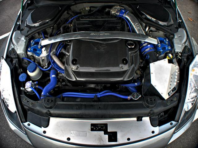 L Nissan Z Engine