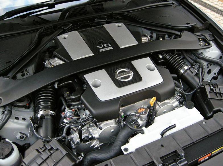 Nissan 370z 2009 On