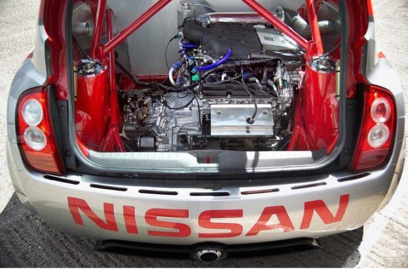 Nissan Micra R Amp 350SR
