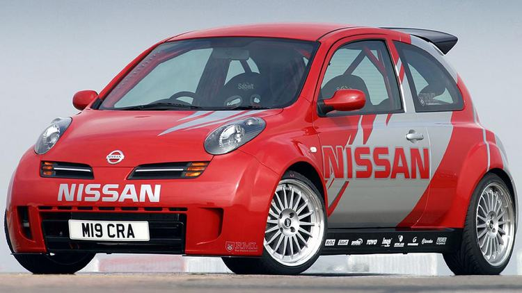 Nissan Micra R